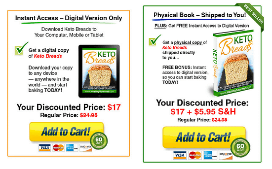 Keto Breads Book Review 2020 - Is it really good for health? 7