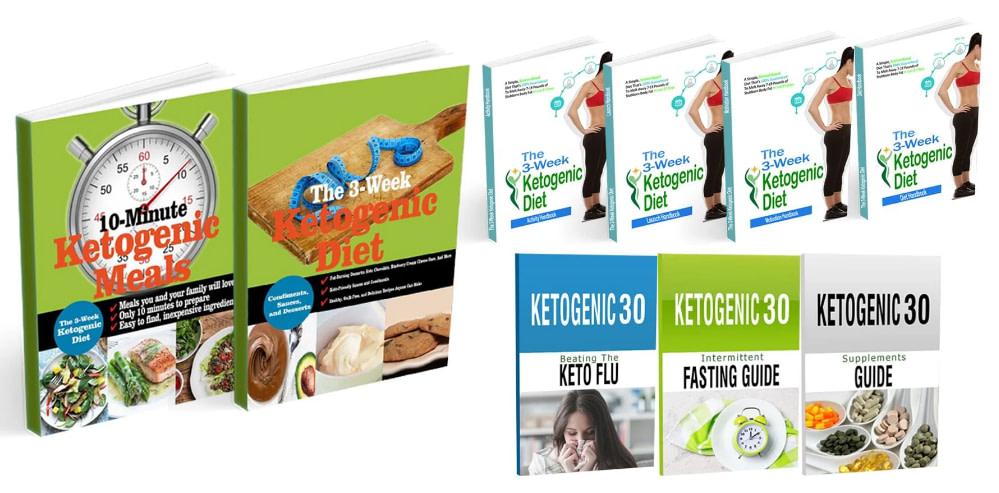 3-Week Ketogenic Diet