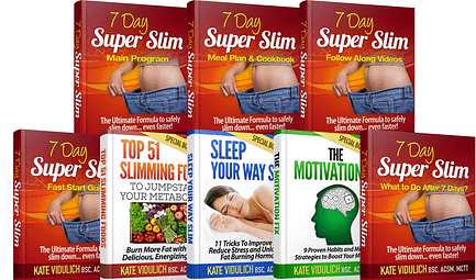 7 Day Super Slim Review 2020 - Does it really help in weight loss? 3