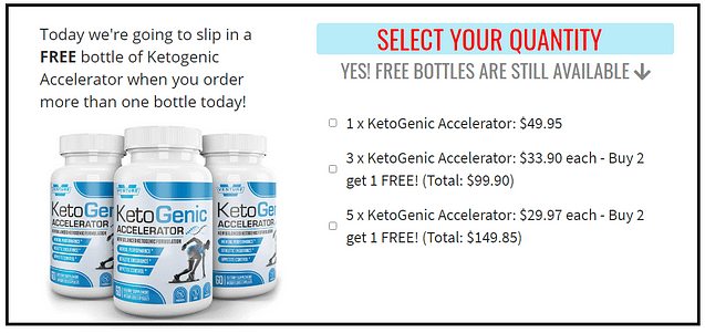 Ketogenic Accelerator Review 2020 - Don't buy until you read this! 5