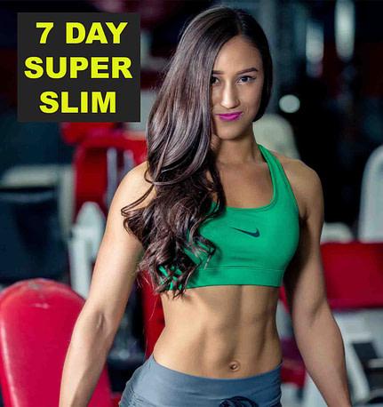 7 day super slim