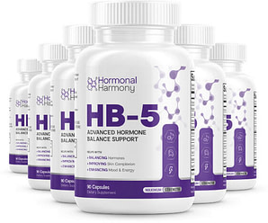 Hormonal Harmony HB-5 Review 2021 – Really a quality dietary supplement?